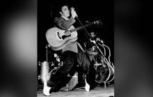Elvis Presley murió por malos genes y no por las drogas