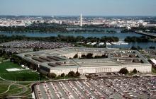 Cierran el Pentágono por aparente tiroteo en la plataforma de buses del área