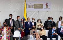 Congreso envía a Presidencia el proyecto de las curules de paz
