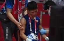 """Tanaka terminó """"mal por deshidratación, no por golpes de Yuberjen"""": japoneses"""