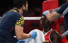 El TAS desestima demanda por derrota de Yuberjen en los Olímpicos
