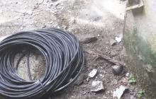 En Atlántico se han reportado más de 400 robos a redes de telecomunicaciones