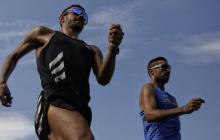 Tres marchistas colombianos en busca del sueño olímpico
