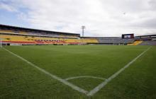 Bogotá suspende el ingreso de público a estadios por violencia de aficionados