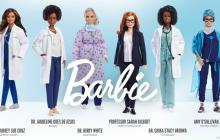 Esta es la nueva colección de Barbie inspirada en Heroínas de la pandemia