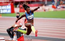 Caterine Ibargüen anuncia su retiro del atletismo profesional