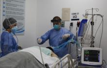 Colombia registró este viernes 6980 casos y 188 fallecimientos por covid-19