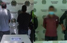 Tres capturados en Córdoba cuando transportaban alucinógenos