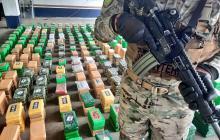 Incautan cerca de 3 toneladas de droga y detienen a colombianos en Panamá