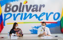 Reajustan plan de inversión social en Bolívar