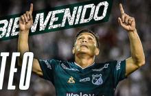 Teófilo Gutiérrez es nuevo jugador del Deportivo Cali