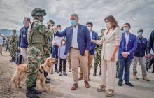 Conmemoración de los 202 años de la Batalla de Boyacá y el Día del Ejército Nacional
