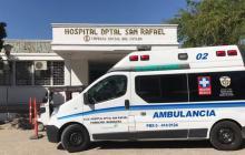 Tres hombres resultaron heridos tras accidente en Algarrobo, Magdalena