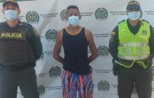 Capturan a hombre tras haber ingresado a una vivienda para robar