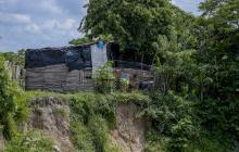 Al borde del abismo: la vida en una invasión de Malambo