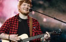Concierto en Londres de Ed Sheeran