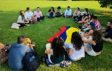 Los jóvenes tiene la palabra en el pacto con el Gobierno