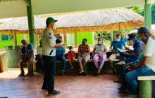 Firman contratos para conservación natural en el Alto Sinú cordobés