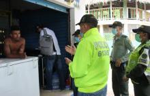 Inicia el plan de intervención de seguridad de la campaña Sucre Diferente