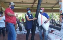 Prosperidad Social realiza mercado campesino en San Carlos, Córdoba