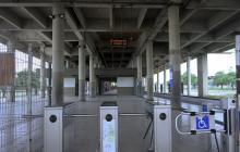 Crisis de Transmetro sigue sin solución