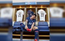 Messi se entrena por primera vez con el PSG