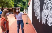 Usiacurí se llena de colores para potencializar la actividad turística