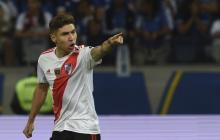 Gonzalo Montiel es nuevo jugador del Sevilla