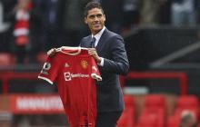 Manchester United confirma el fichaje del exmadridista Raphael Varane