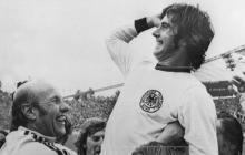 El mundo del fútbol reacciona al fallecimiento de Gerd Müller