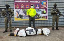 Muere 'Borojó', principal cabecilla de las guerrillas unidas del pacífico