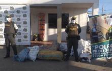 Incautan en La Guajira 1.653 kilos de cobre de chatarra de contrabando