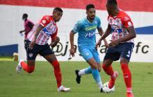 Sambueza y Juan D. Rodríguez, novedades de Junior para enfrentar a Jaguares