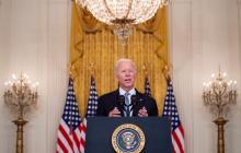 """""""La misión en Afganistán nunca fue crear democracia"""": Biden"""