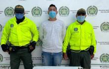 Capturan a dos personas con droga en Santa Marta
