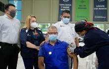 Barranquilla supera el millón de vacunas aplicadas