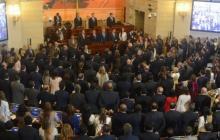 300 proposiciones tiene la reforma tributaria