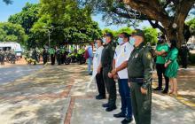 Autoridades lanzan plan contra hurtos y homicidios en Valledupar