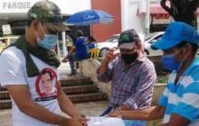 Ordenan suspender recolección de firmas para revocatoria en Sincelejo