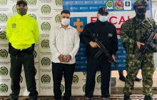 A 'Machete' le dañaron su matrimonio: lo capturó la Fiscalía