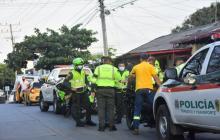 Distrito y fuerza pública anuncia acciones conjuntas para fortalecer la seguridad