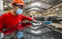 Tecnoglass lleva el vidrio de Barranquilla al centro de la economía mundial