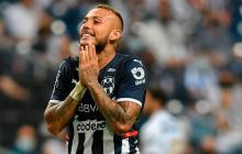 Duván Vergara cree que su inicio en el Monterrey ha sido positivo