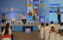 Presidente Iván Duque presentó la estrategia 'Innovación para la gente'