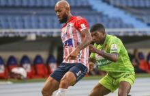 Junior se enfrentará al Pereira en los octavos de final de la Copa Colombia