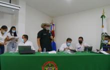 Analizan emergencias causadas por lluvias en Córdoba