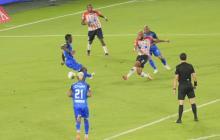 Minuto a minuto del juego entre Junior y Once Caldas por la Liga BetPlay
