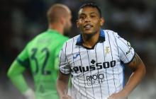 Luis Fernando Muriel inició con gol la Serie A