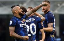 Inter inició goleando en la Serie A de Italia