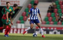 Luis Díaz anotó un gol que le habían dado a un compañero